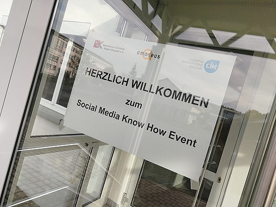 Social-Media Know How Event